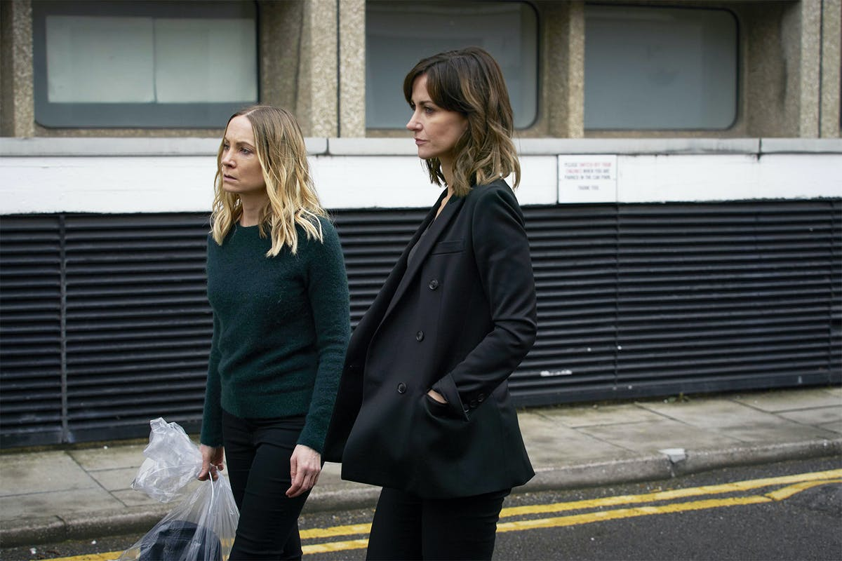 Liar Season 2: Joanne Froggatt and Katherine Kelly as Laura and DI Renton