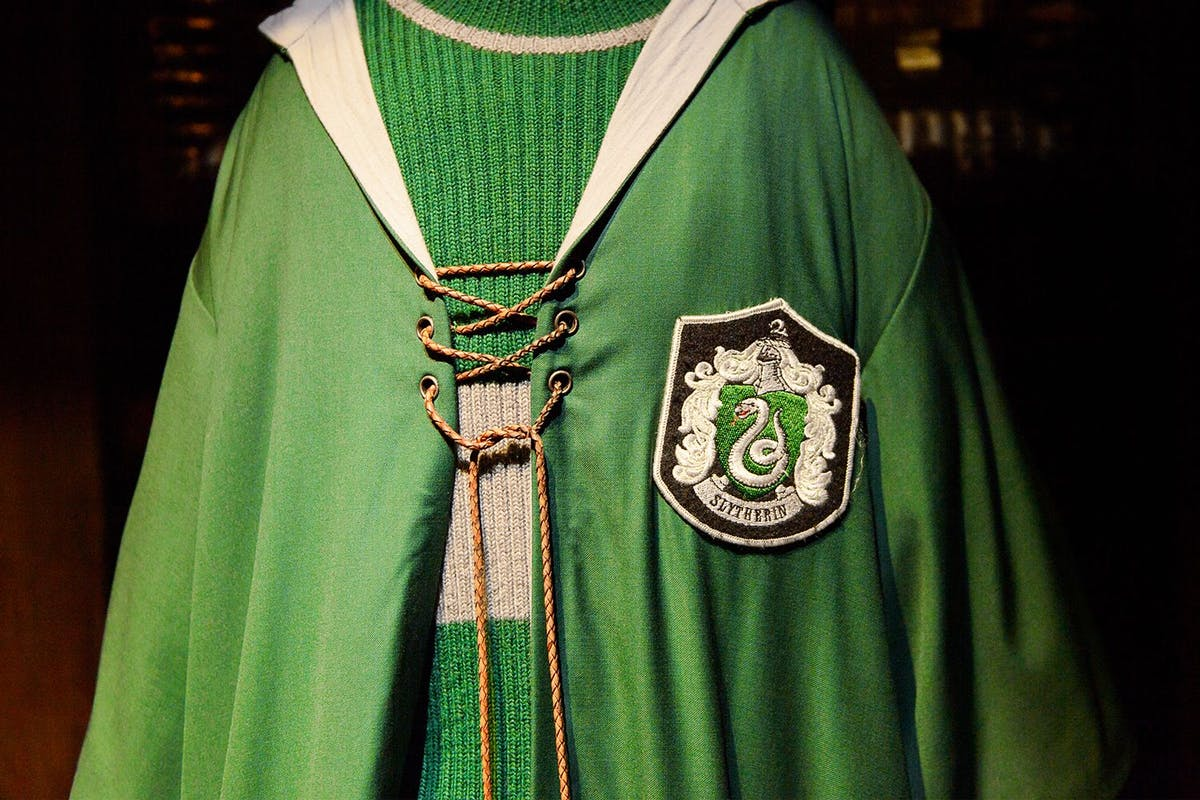 Slytherin is the most underrated Harry Potter house