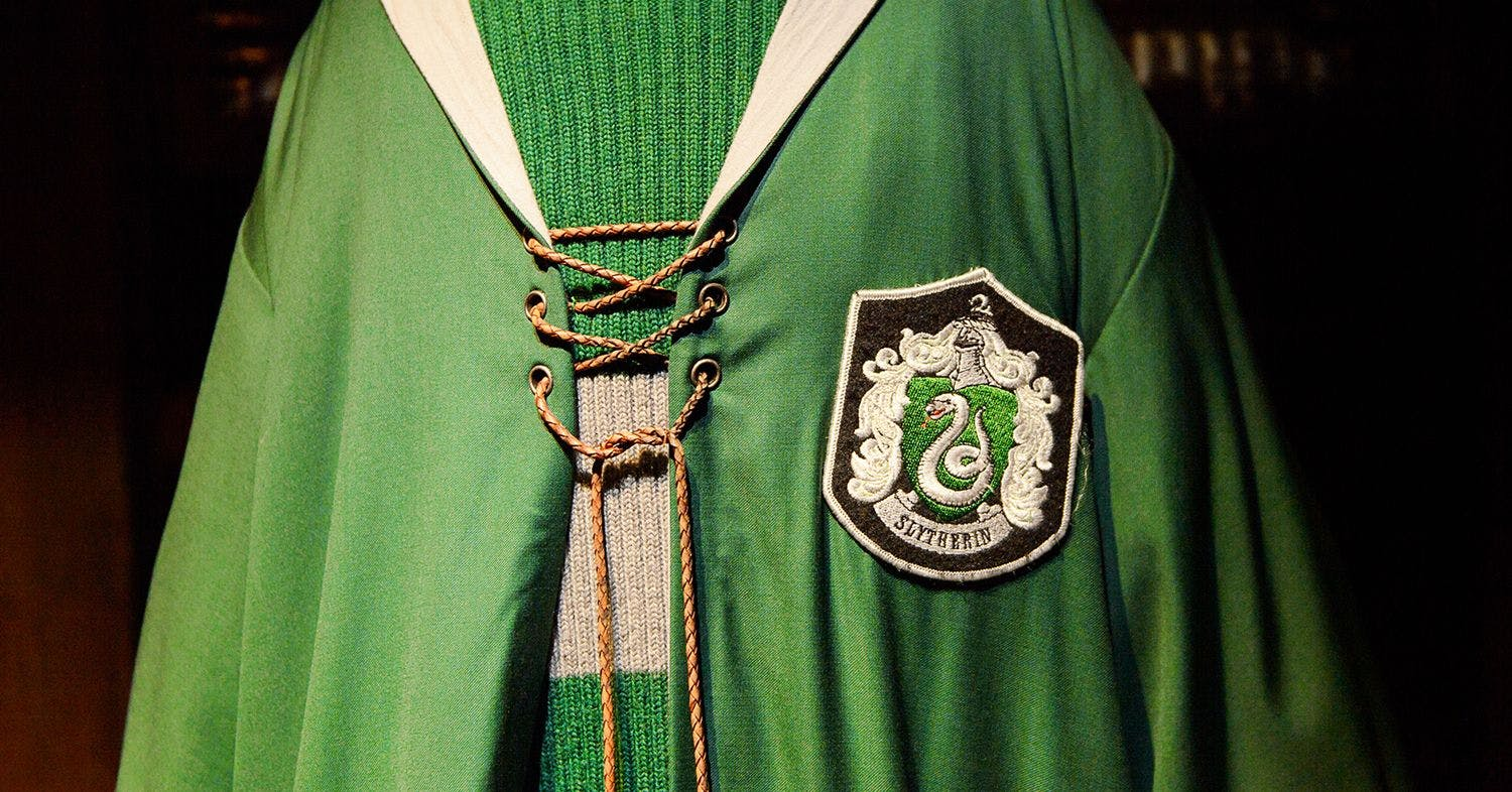 Why Slytherin is the most underrated Harry Potter house