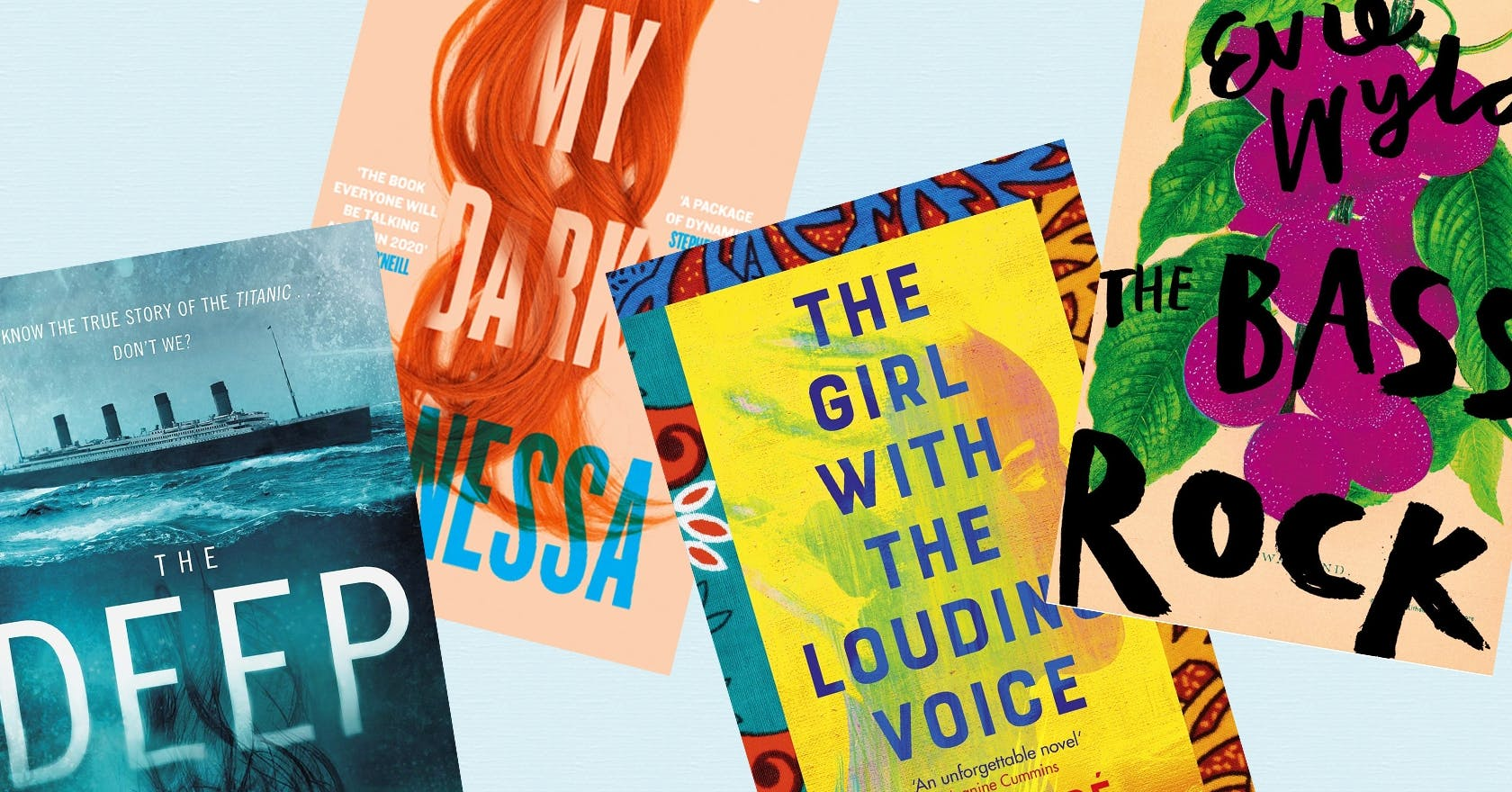 Some of the biggest books of 2020 are out this month