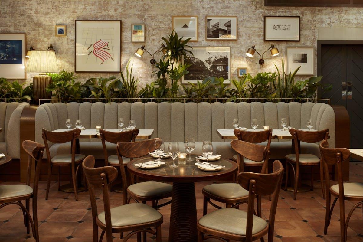 Cool Restaurants In London Trendy Restaurants London