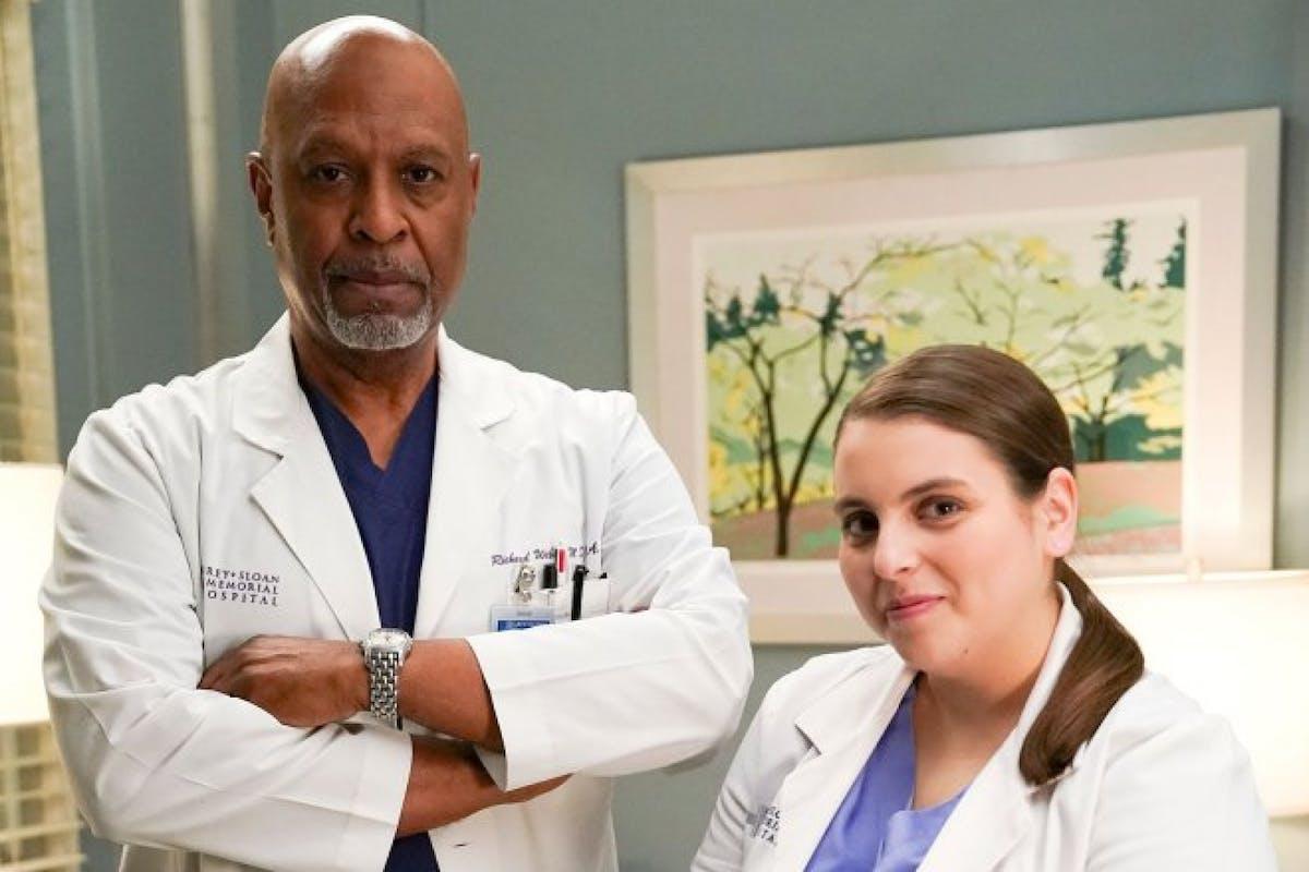 Grey's Anatomy celebrity cameos: Beanie Feldstein