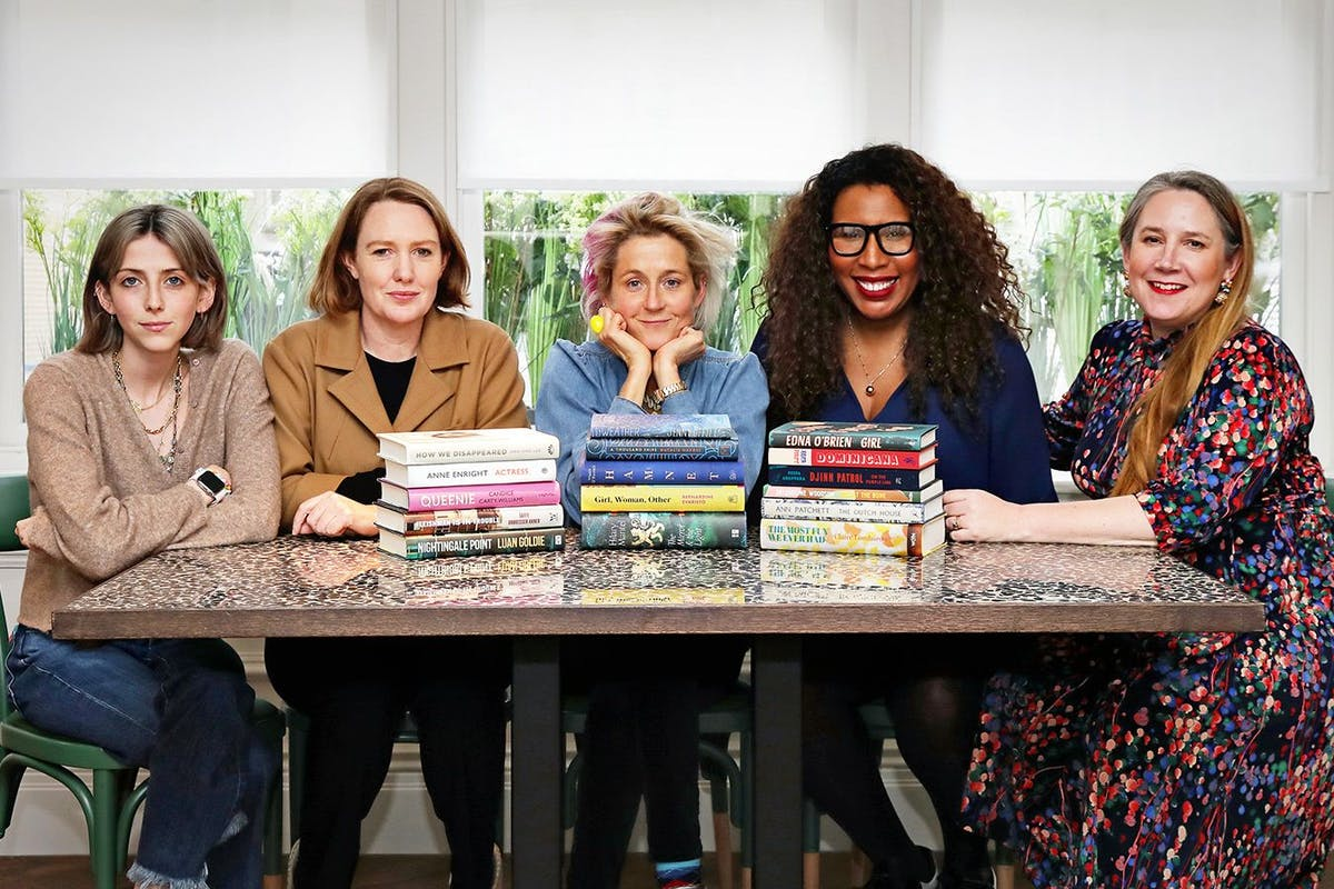 Women's Prize for Fiction: