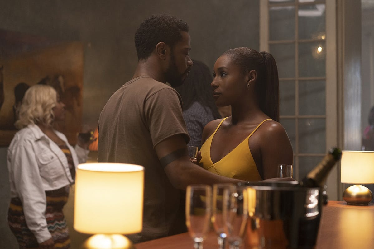 The Photograph: Issa Rae and Lakeith Stanfield