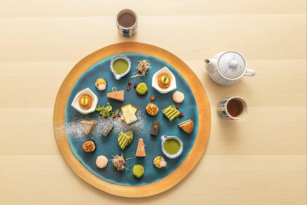 Japanese high tea akira london