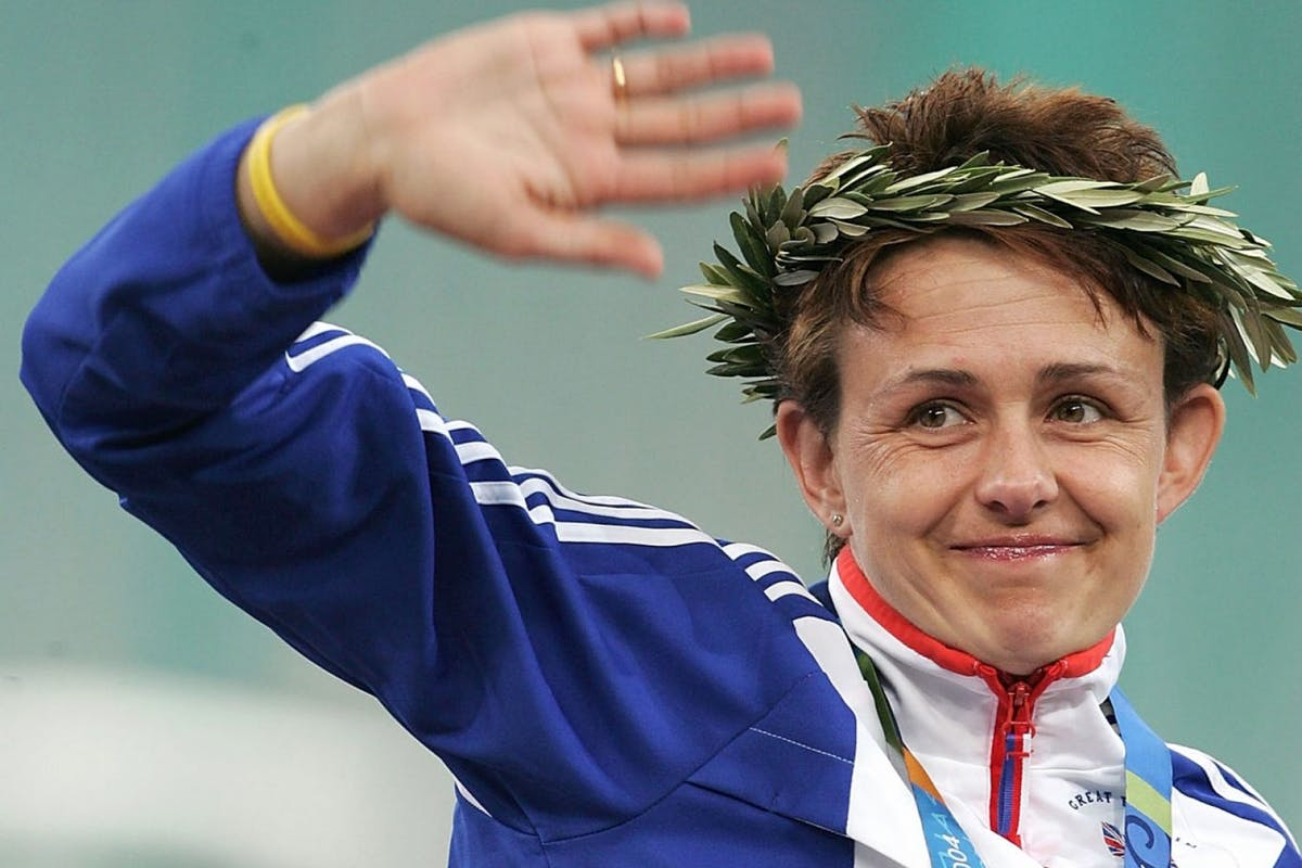 Tanni Grey Thompson olympic athlete