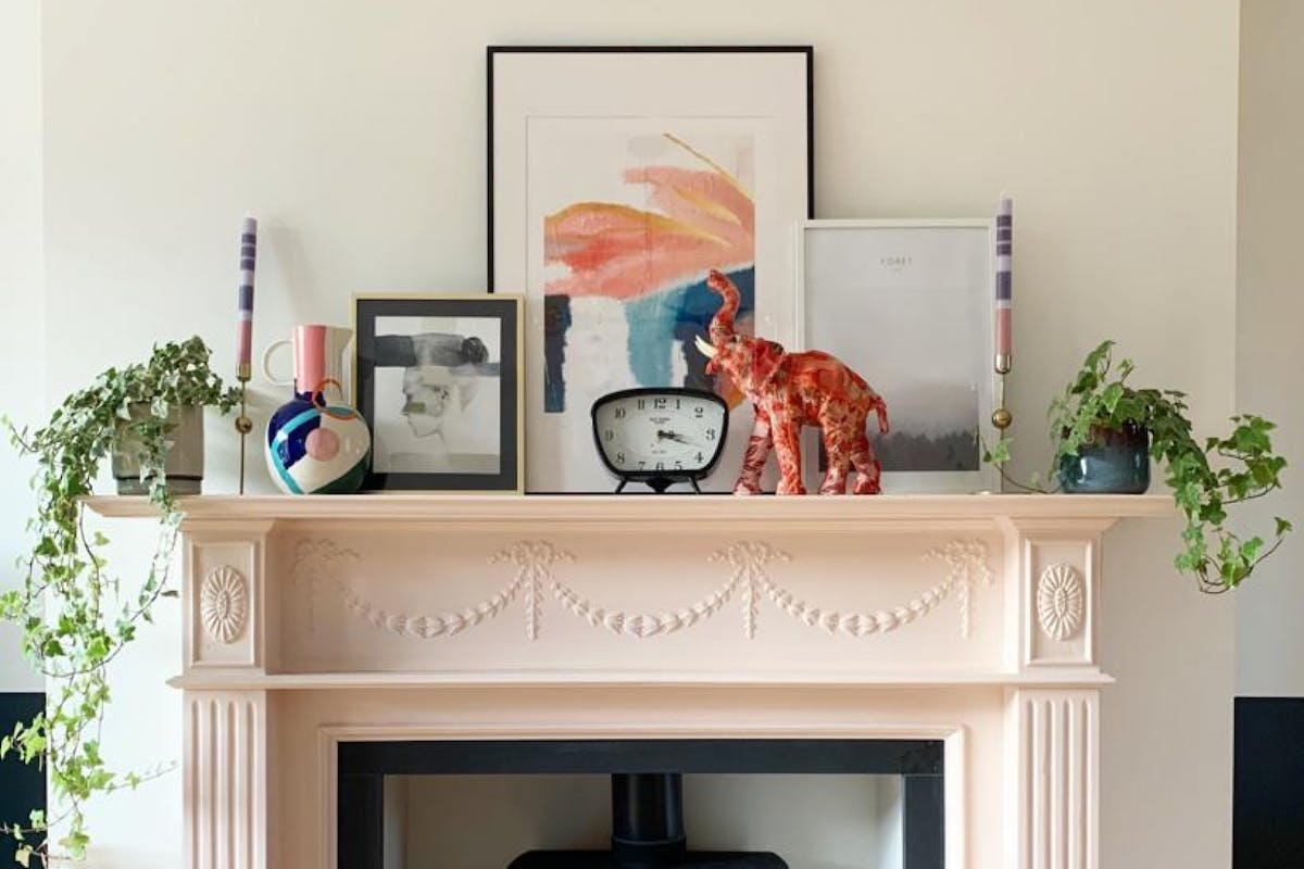 Painted Fireplace Ideas Colour Inspiration And How To Do It
