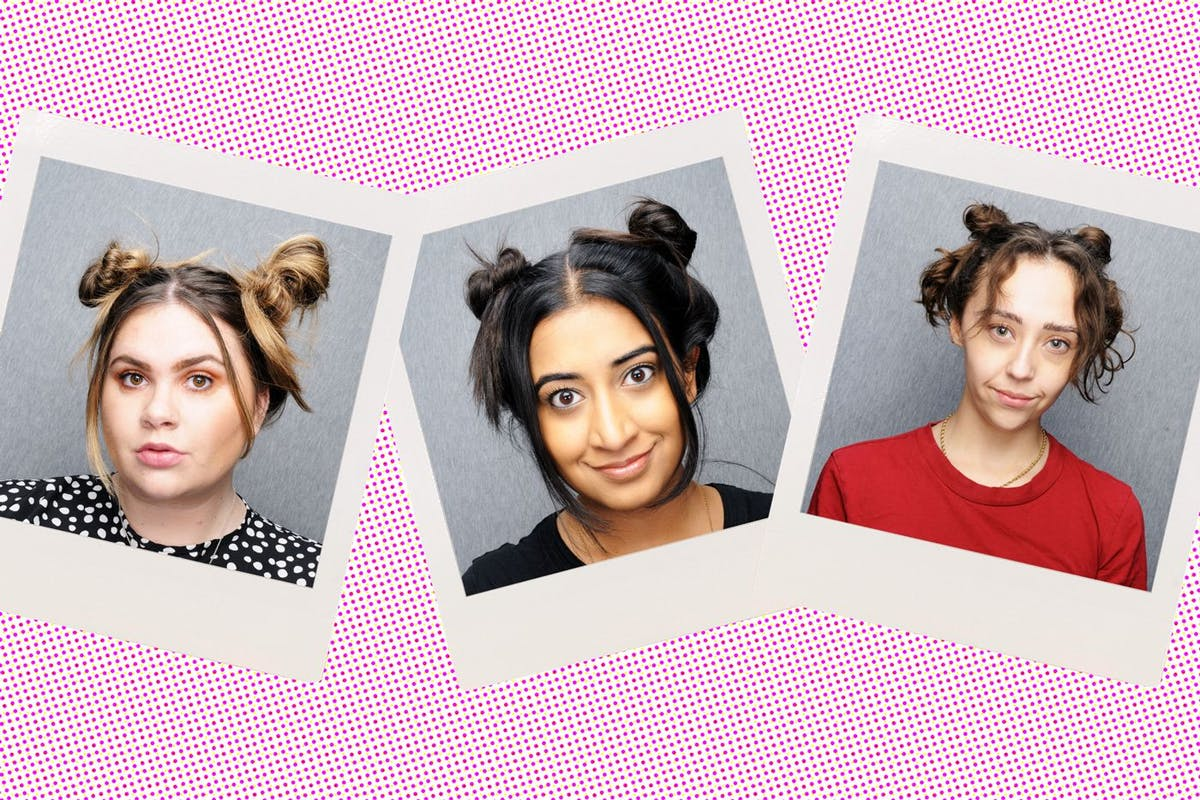 Fendi Space Buns SS20 Trend on Trial