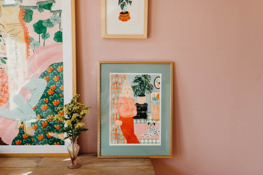 Feminist art prints to buy online and update your walls