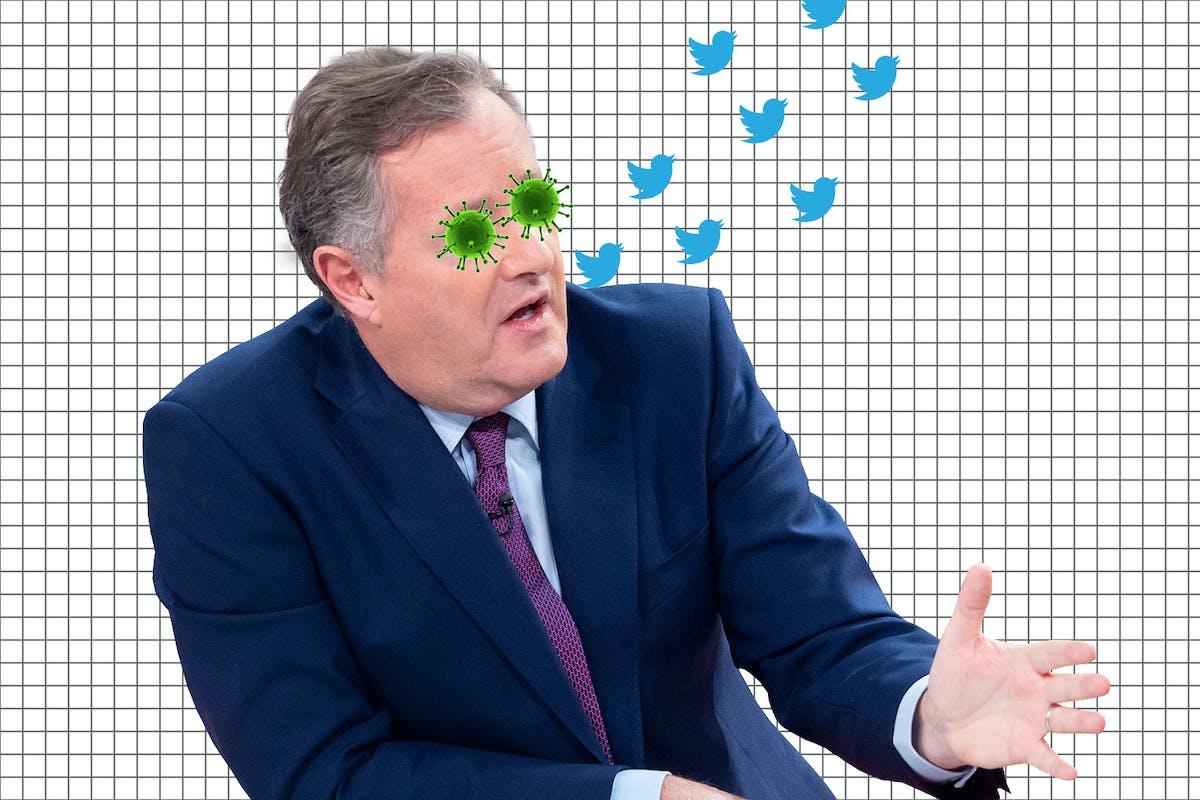 Stressed by Piers Morgan's coronavirus tweets? Try Elizabeth Gilbert's advice