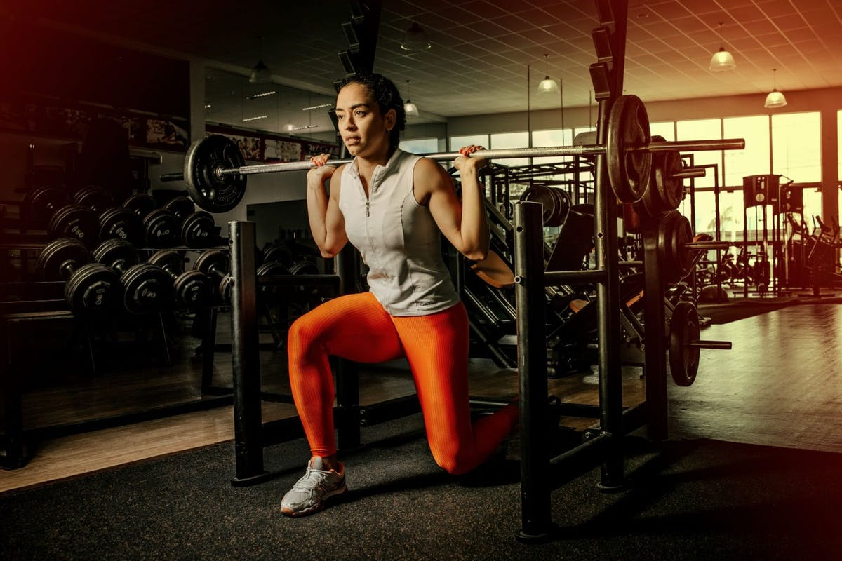 This is how to build strong leg muscles