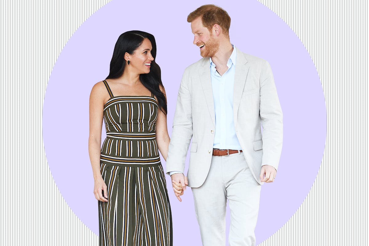 Meghan Markle and prince Harry relationship
