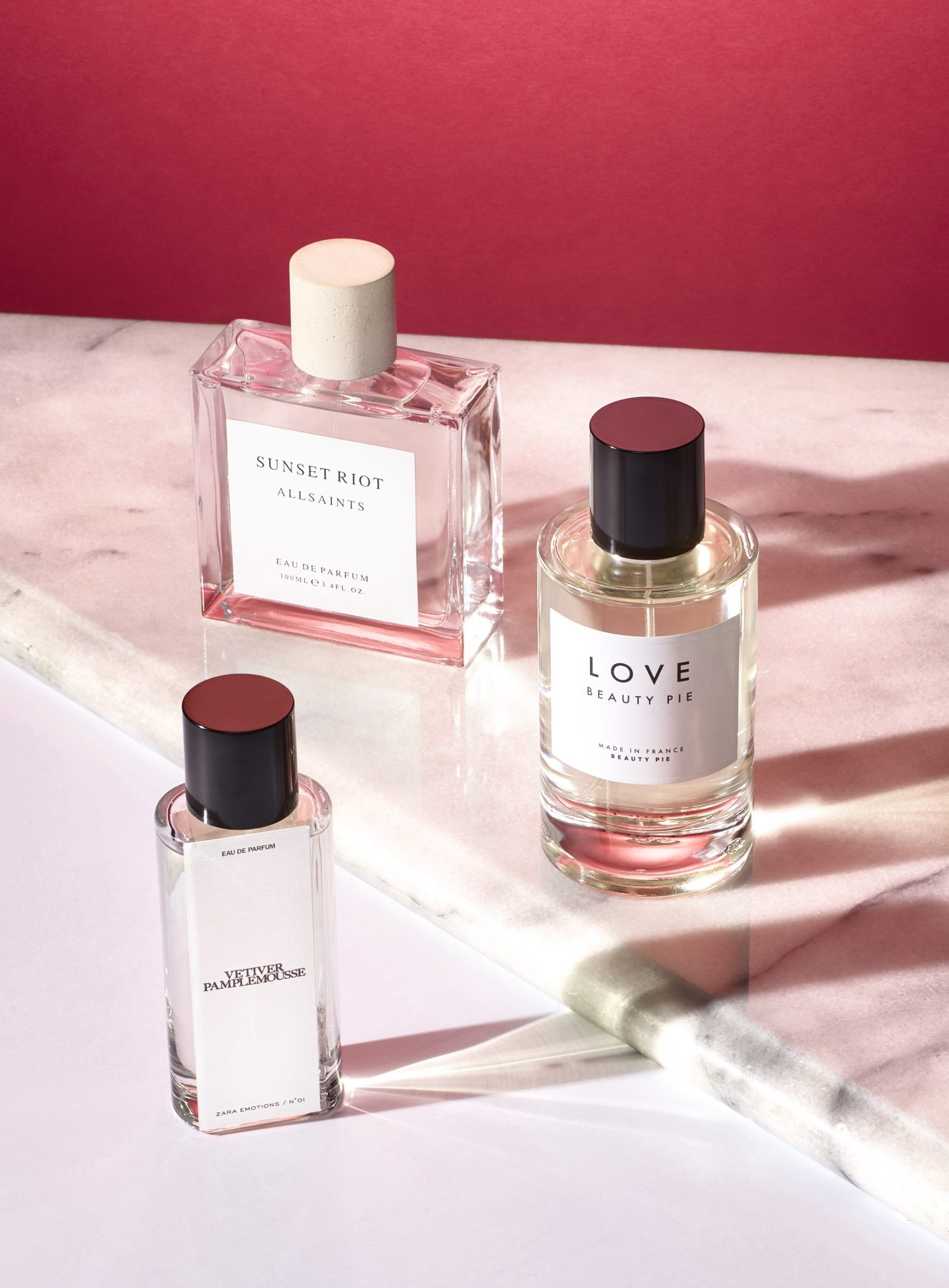 Affordable Perfume The Best High Street Scents Tried And Tested