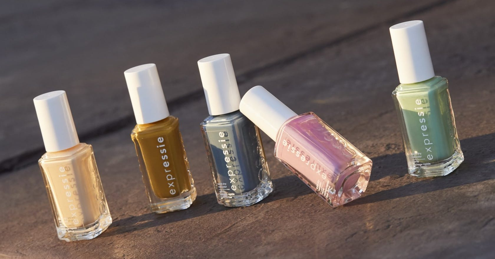 The nail polish giving your gel manicure a run for its money