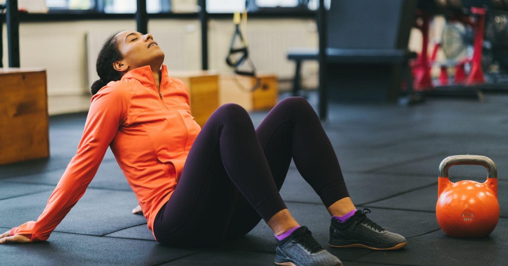 Training-induced amenorrhea