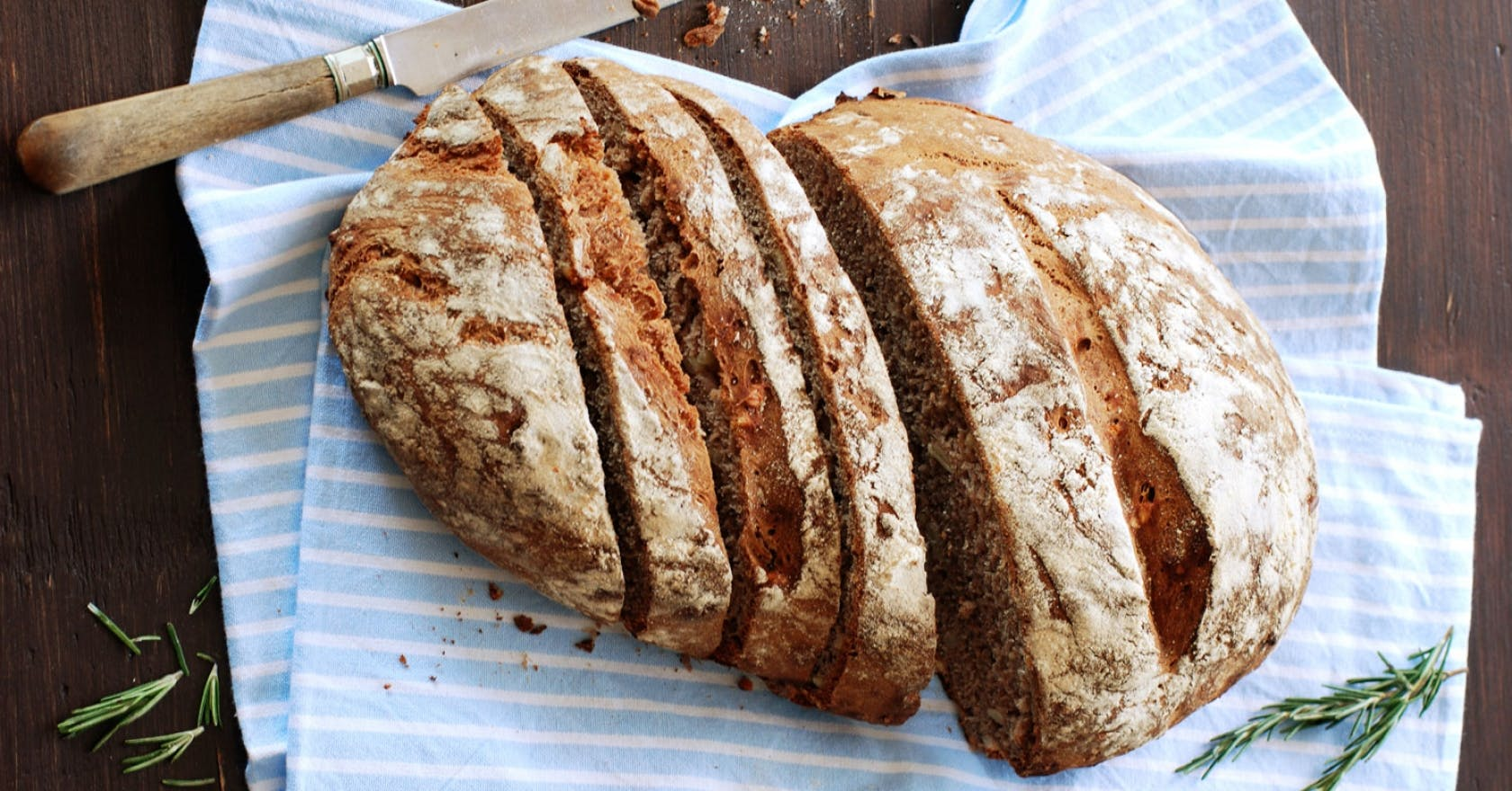 Yes, you can make your own bread