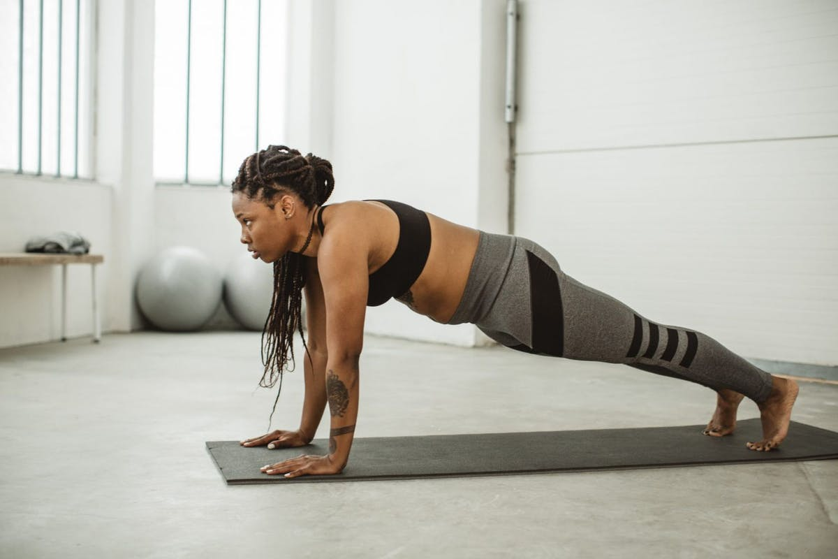 Strength training: 5 exercises to strengthen your lower abdominal muscles