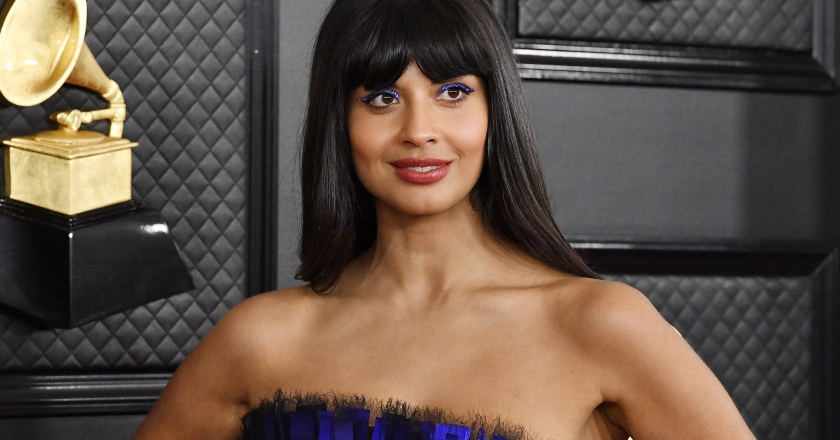 Jameela Jamil has some comforting words for anyone struggling to concentrate at the moment