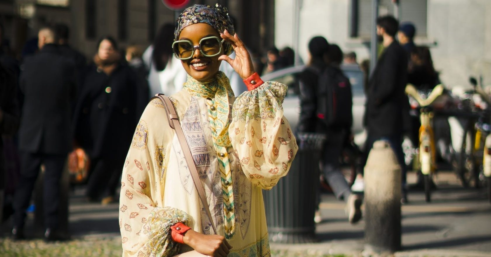 9 joyful street style moments to brighten your day