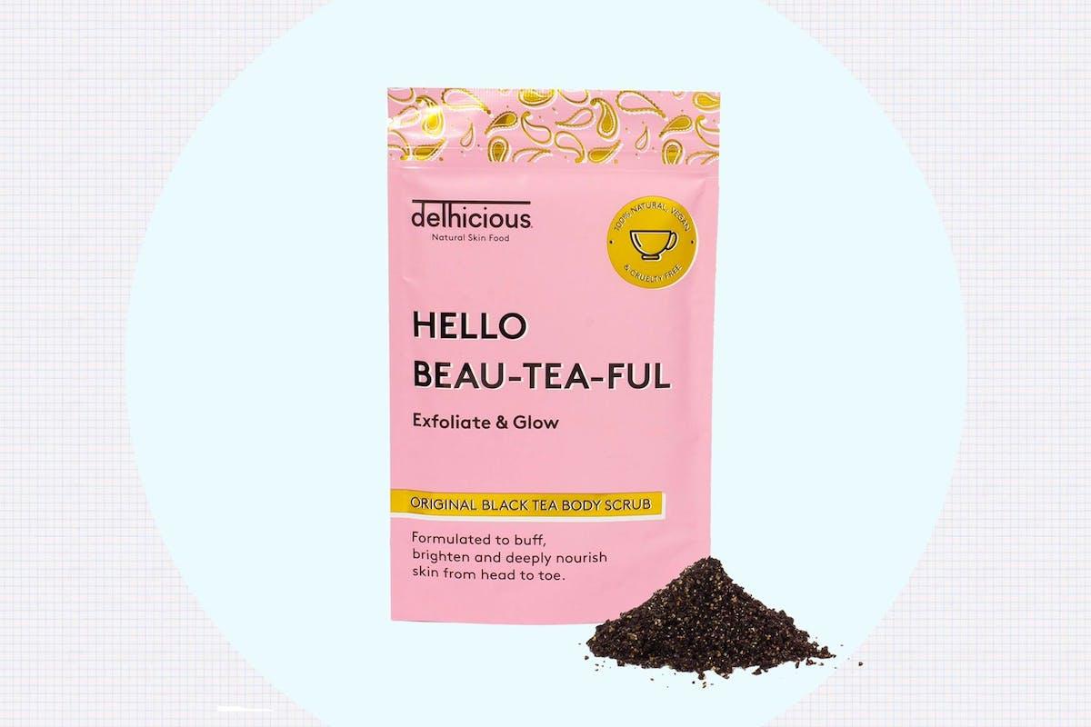 best-body-scrub-delhicious-black-tea-scrub
