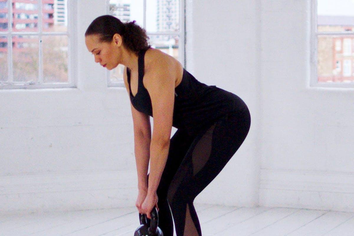 fitness-health- strength-training-kettlebell-workout-strong-women