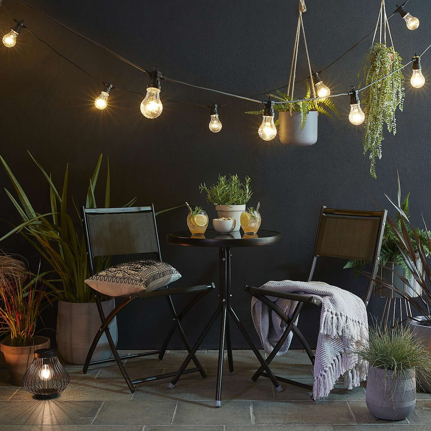Garden Lights And Lanterns To Make Your Outdoor Space Magical