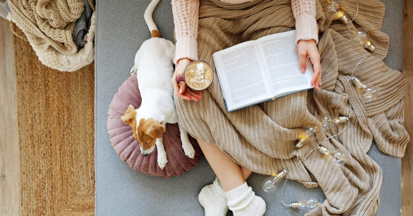 9 uplifting new books we all need in lockdown