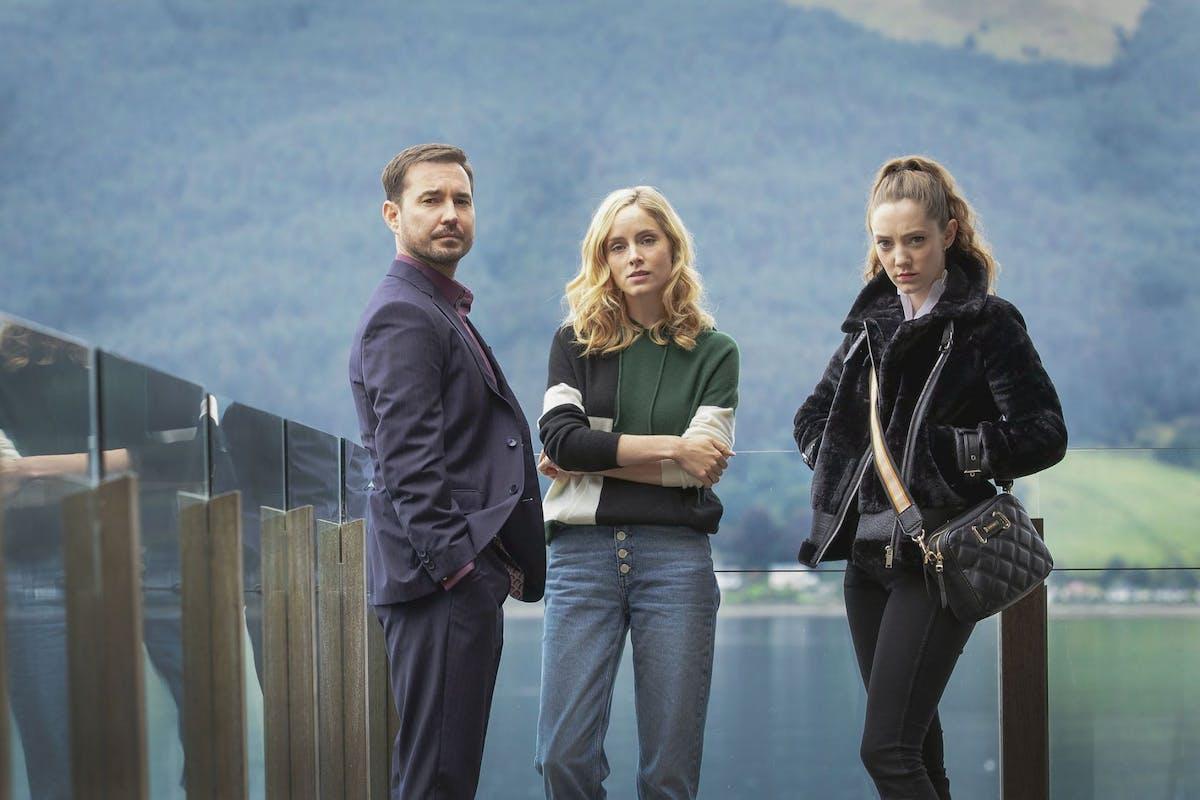 The Nest: Martin Compston, Sophie Rundle, Mirren Mack