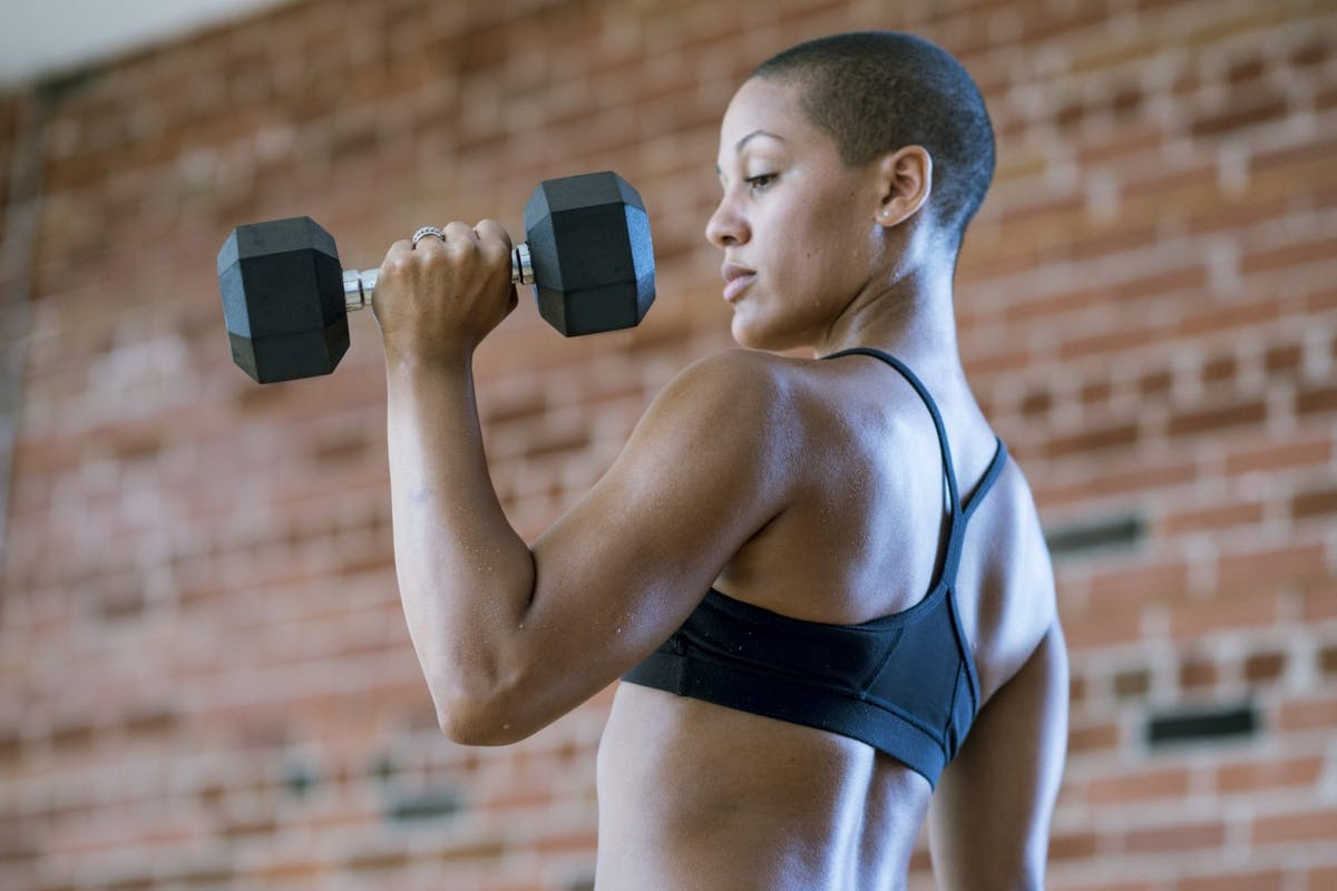 The best upper body arm exercises