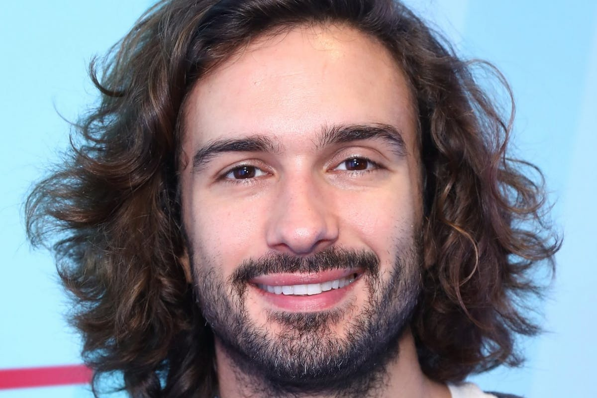 Joe Wicks on fitness in lockdown.