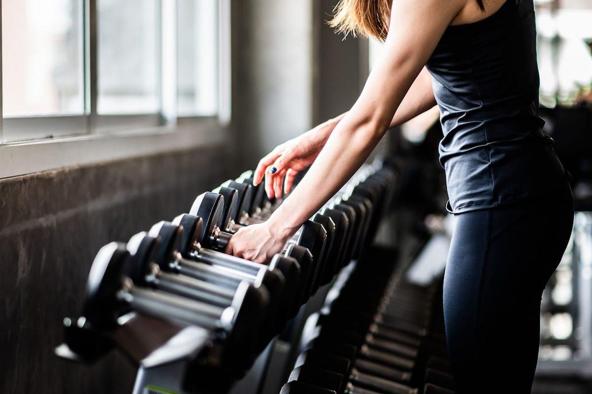 Strength training: 6 best dumbbell exercises to try for beginners