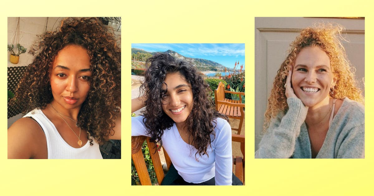 The Best Products For Curly Hair The Definitive Edit