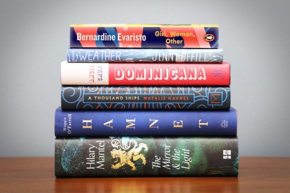 Women's Prize for Fiction shortlist.