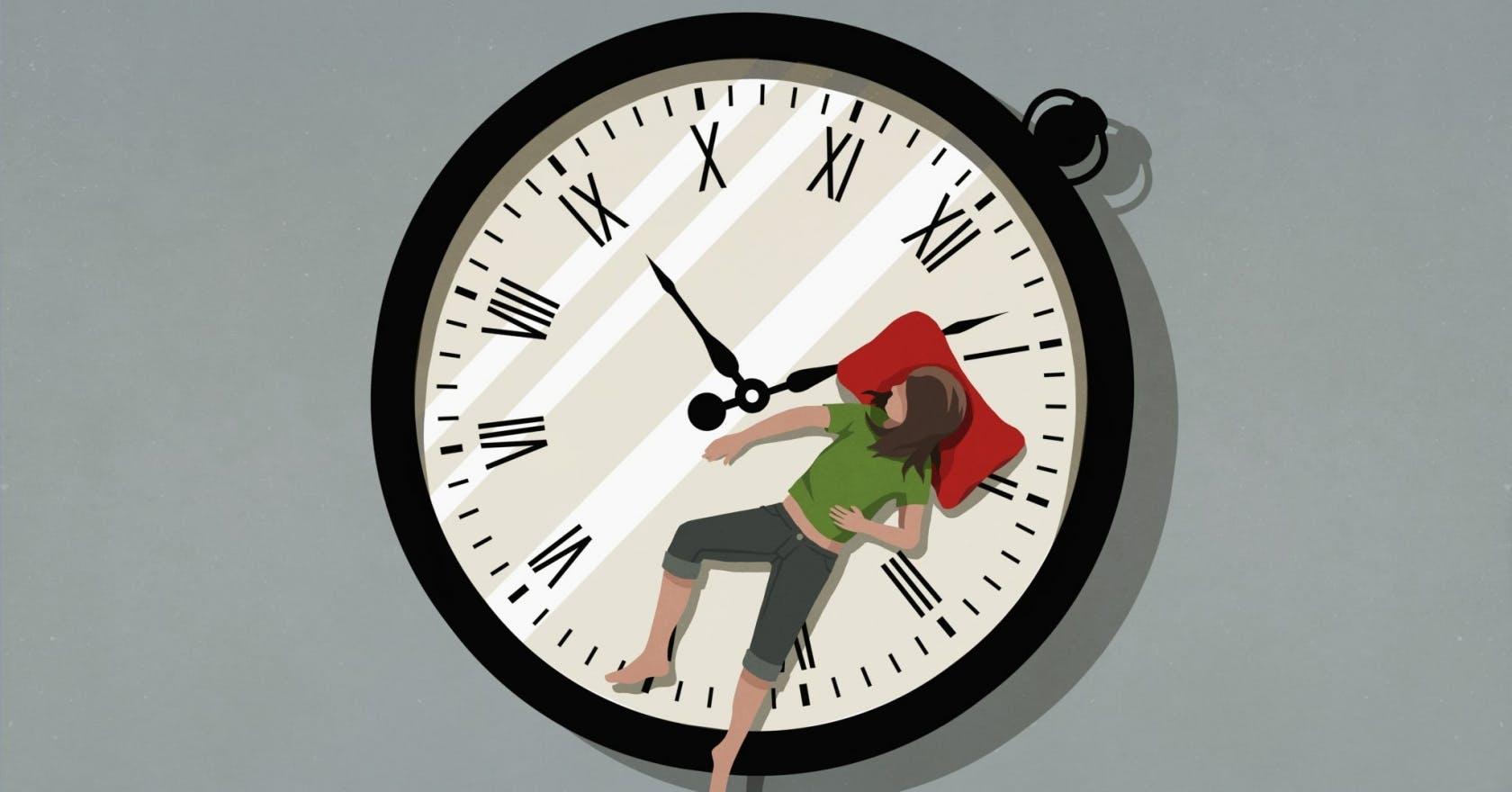 Sleep 😴  - cover