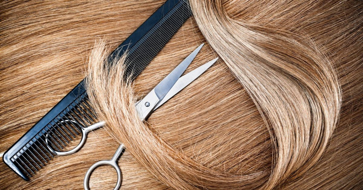 How To Cut Hair Your Own Hair At Home For All Hair Lengths