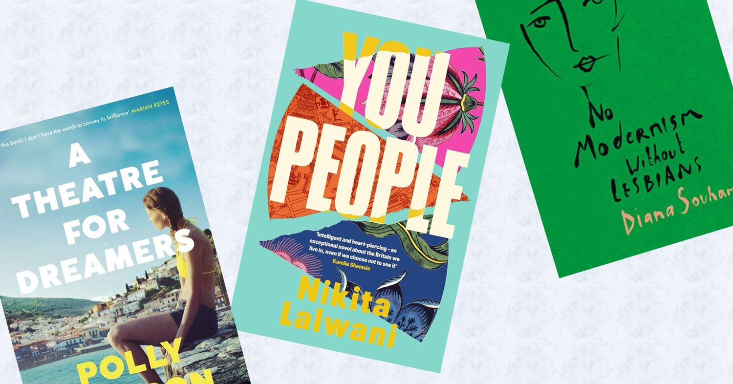 Get stuck into April's most gripping reads