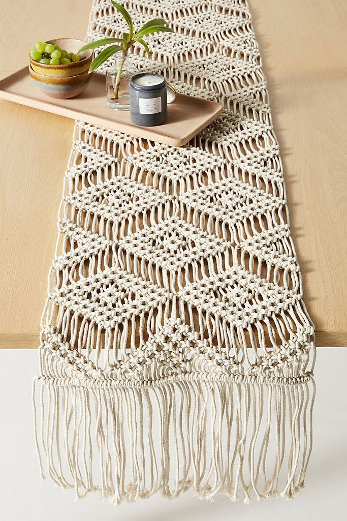 Macrame home decor and craft kits to buy
