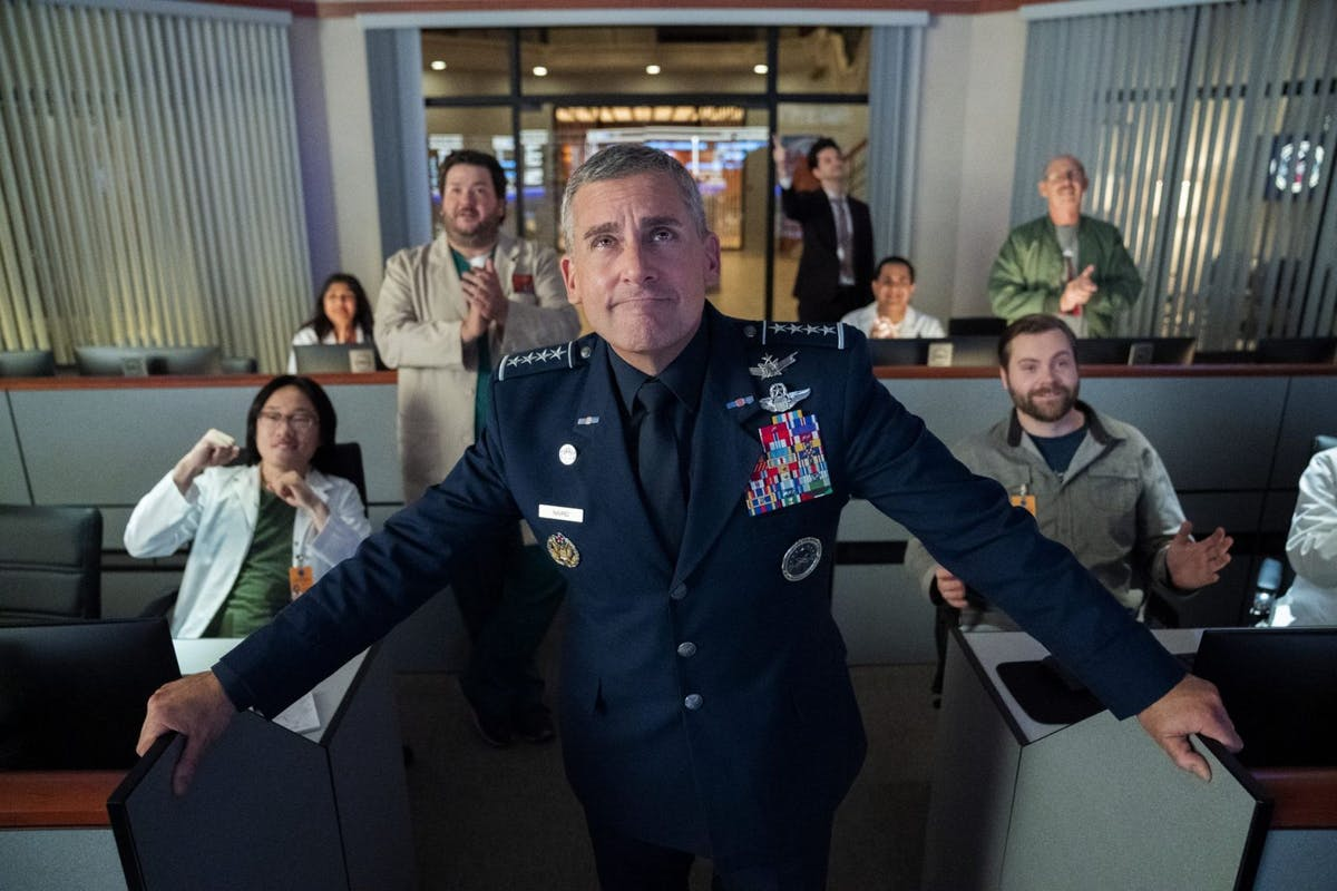 Netflix's Space Force: everything you need to know about the star-studded sitcom