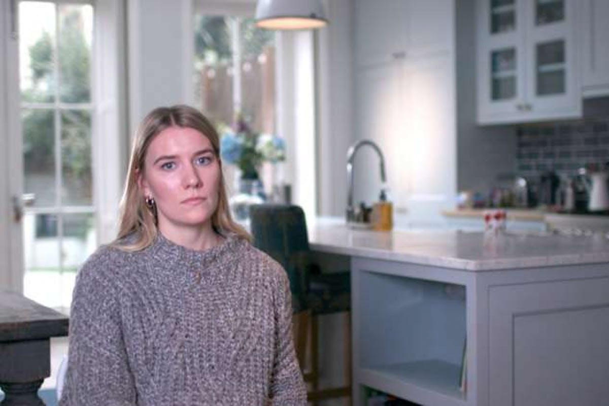 Channel 5 domestic abuse documentary.