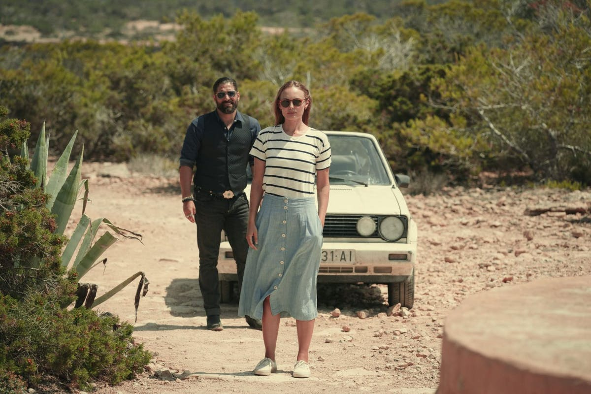 Netflix's White Lines review: this deliciously debauched TV show will have you hooked
