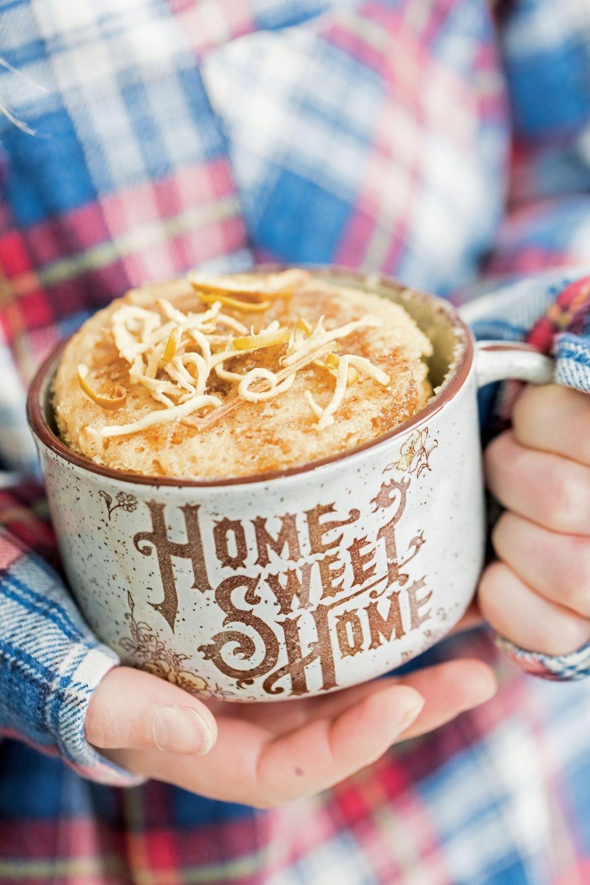 Mug cakes: how to make microwave mug cakes at home