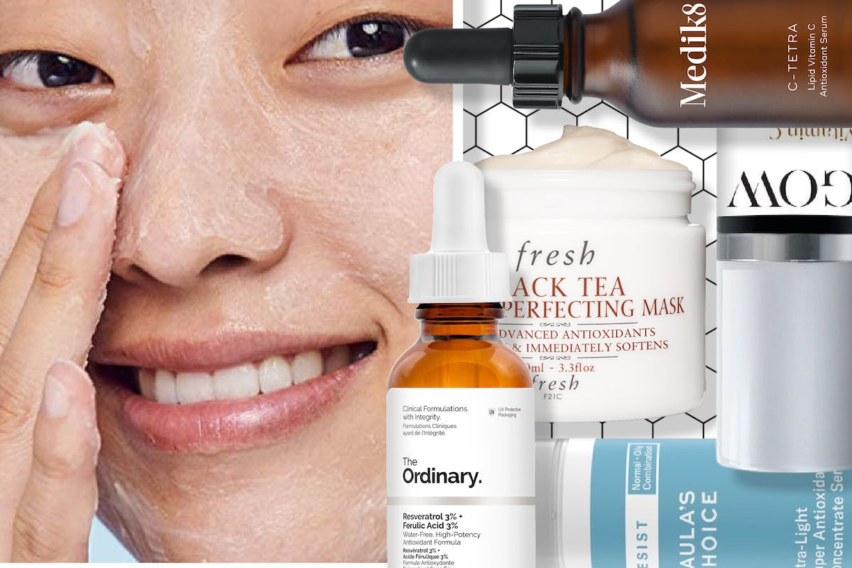 Antioxidants in skincare: what are they, what are the benefits and which serums should you try?