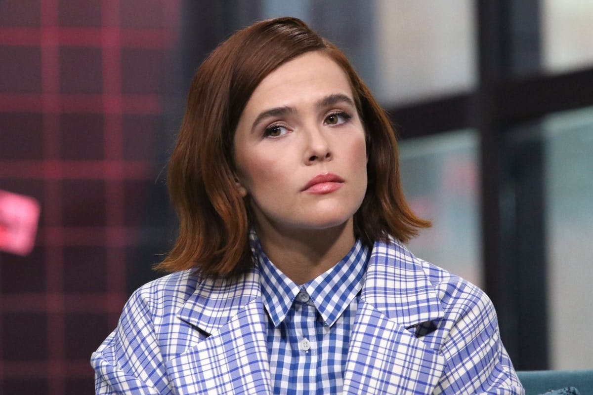 Zoey Deutch on coronavirus and survivor's guilt