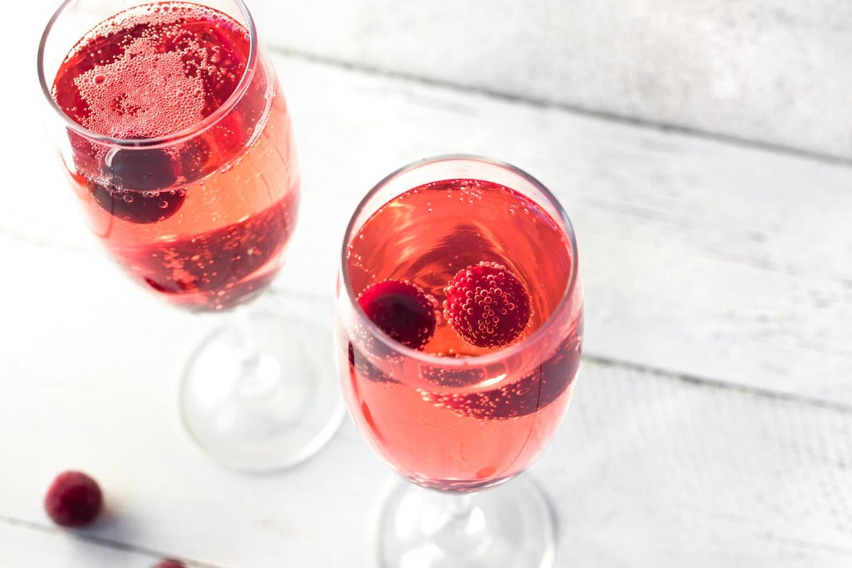 Pink prosecco is coming to the UK in 2021