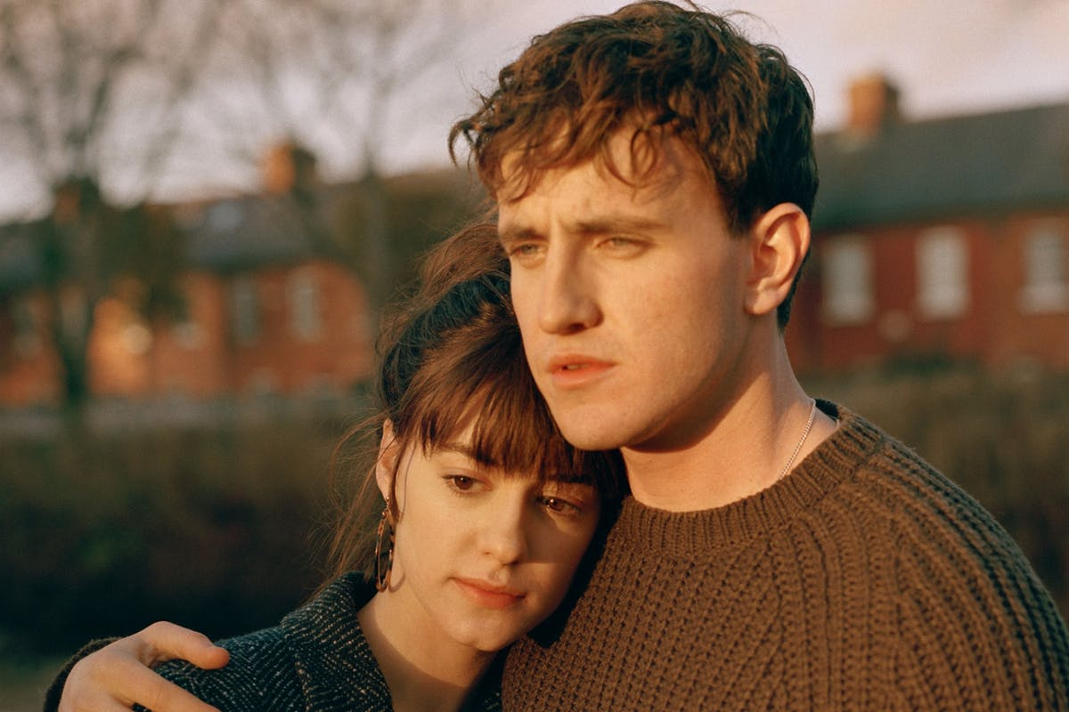 Paul Mescal and Daisy Edgar-Jones in Normal People