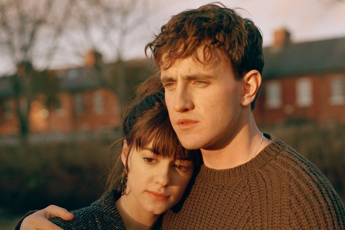 Paul Mescal and Daisy Edgar Jones