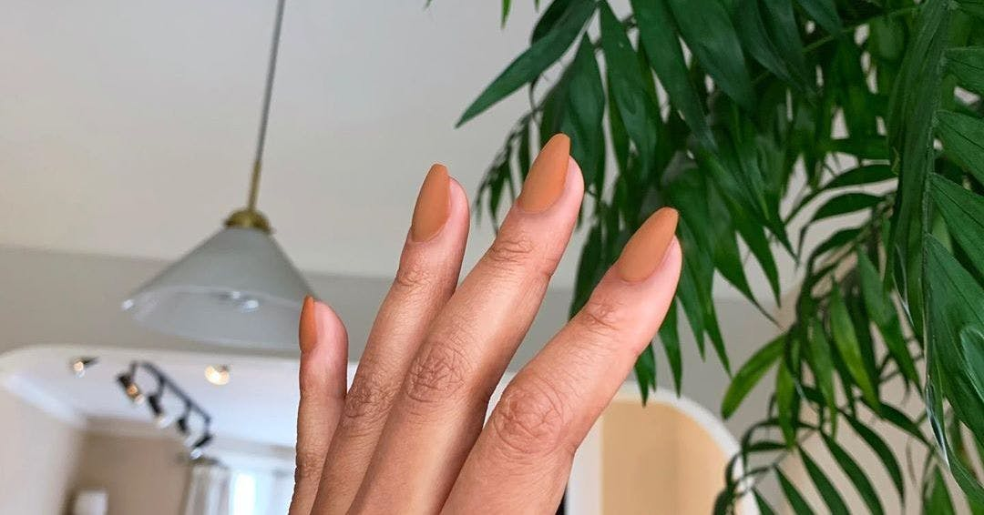 Caramel nails are the delicious trend all over Instagram