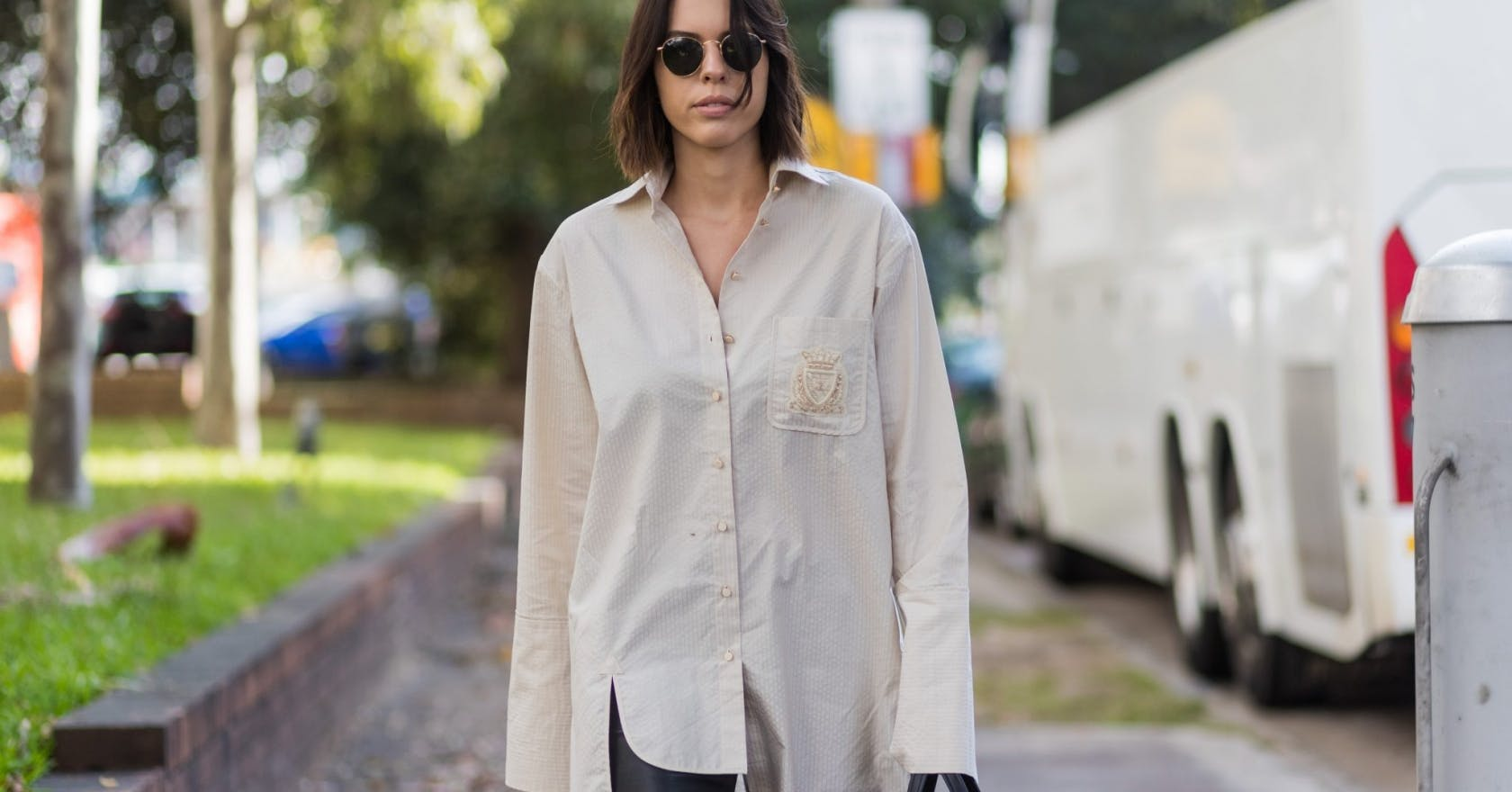 The best oversized shirts for an effortlessly chic look
