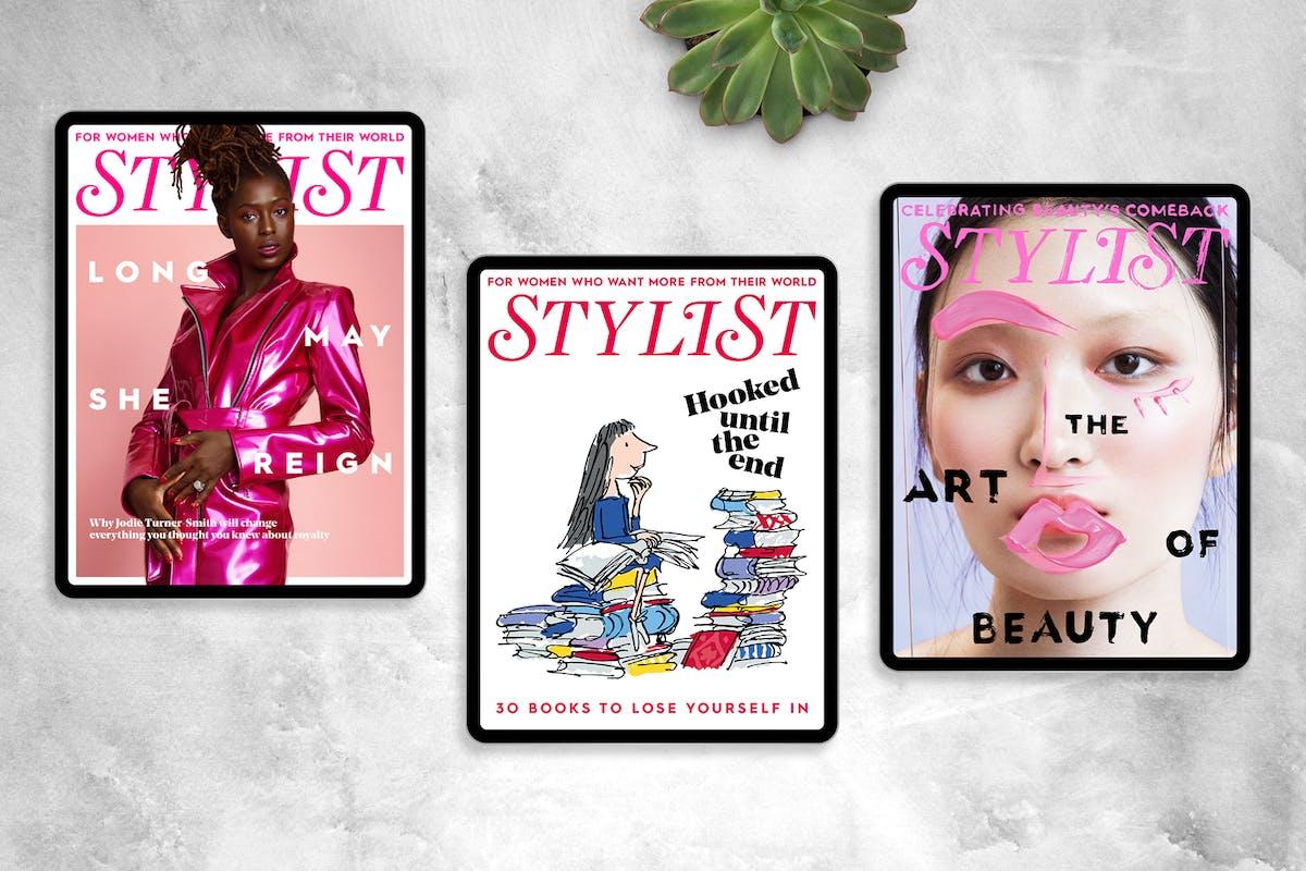 Stylist digital magazine issue 556