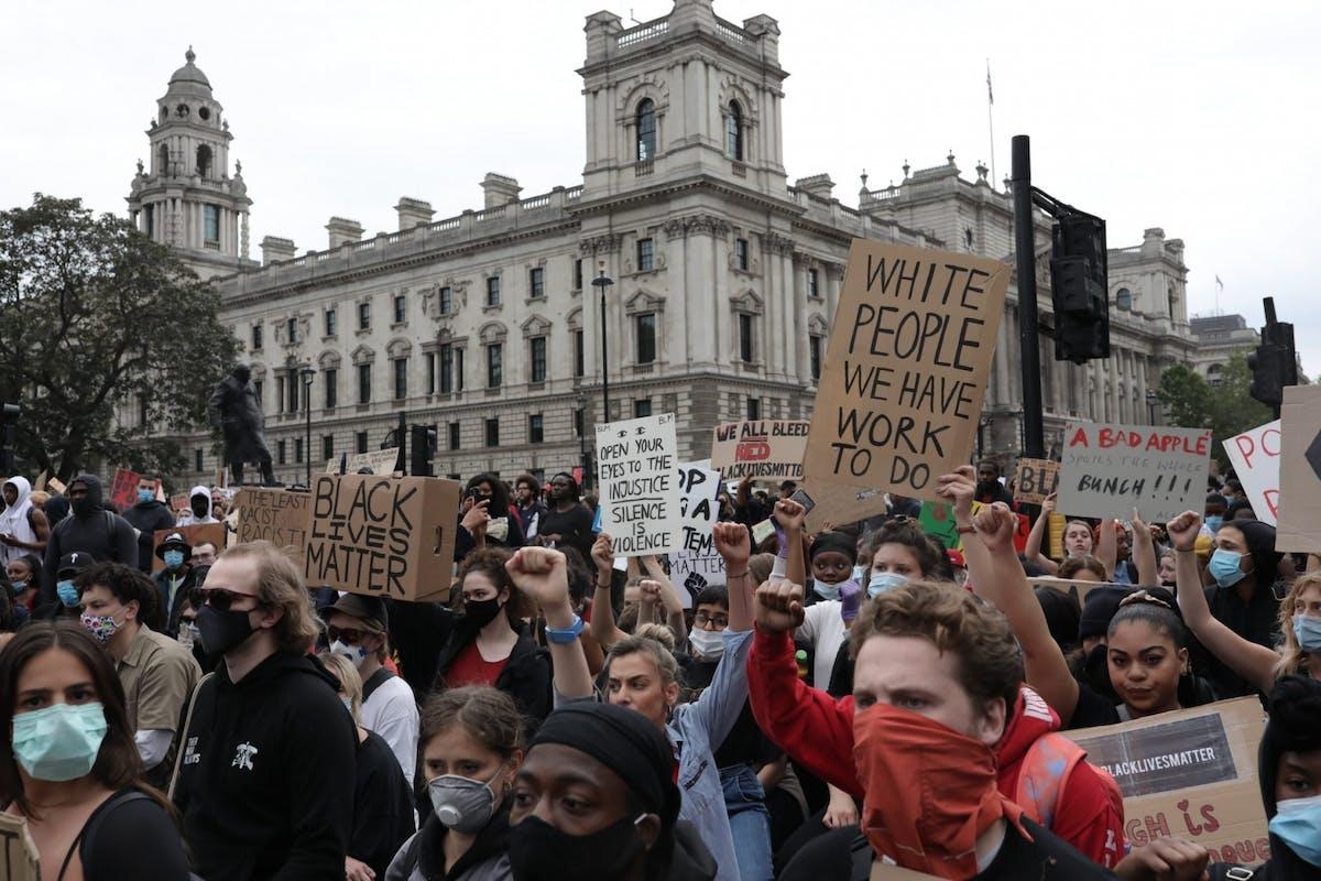 lack Lives Matter protests